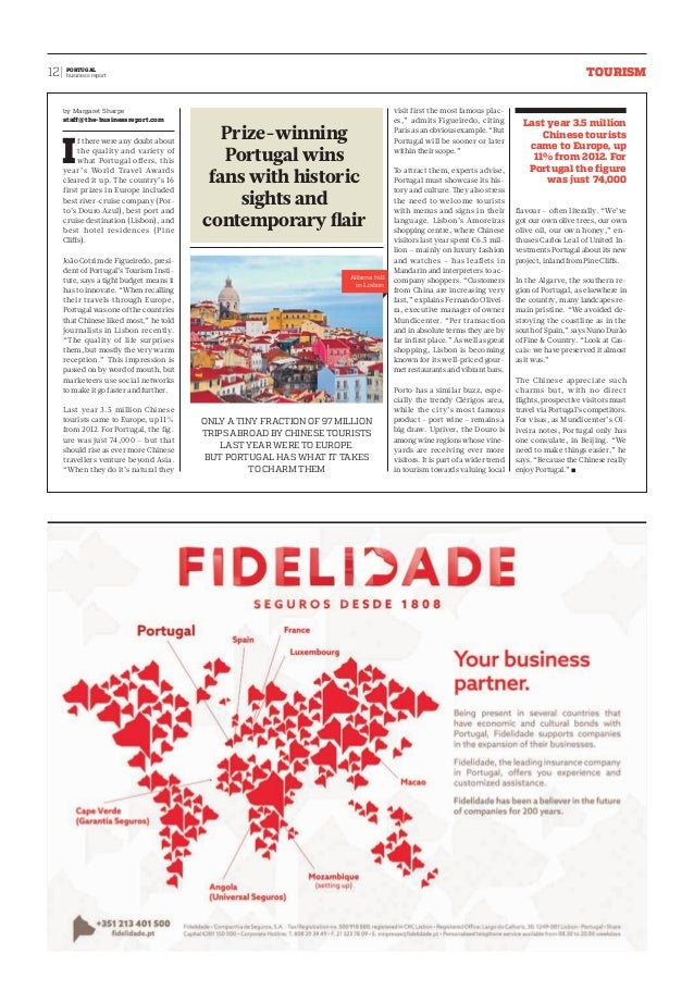 Portugal Global Times Feature