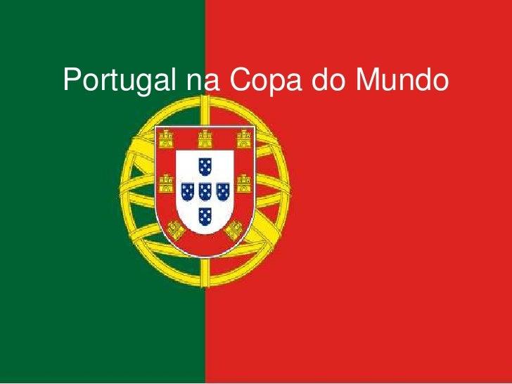 Portugal na Copa do Mundo<br />