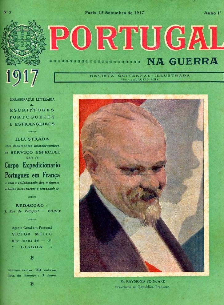 Portugal na guerra nº3