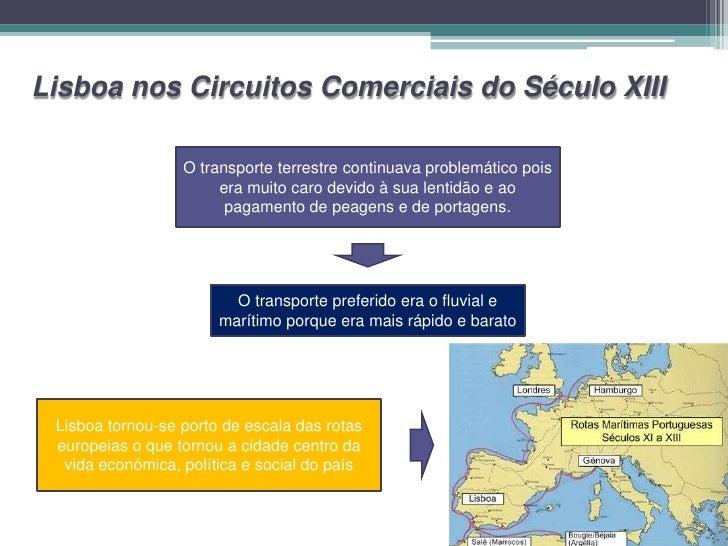 Lisboa e o ComércioExterno Português
