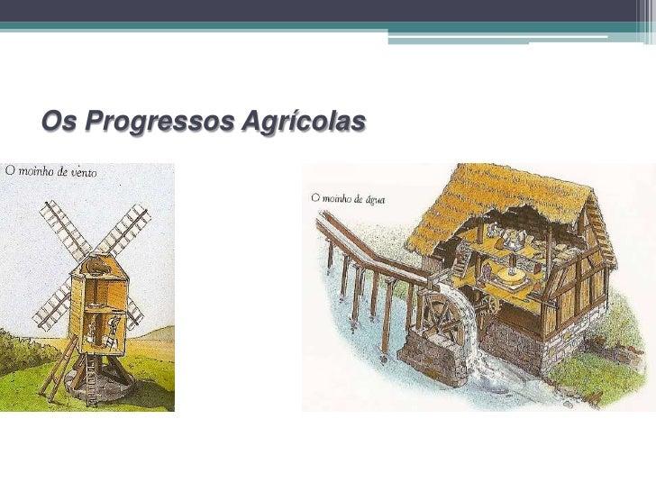 Os Progressos Agrícolas