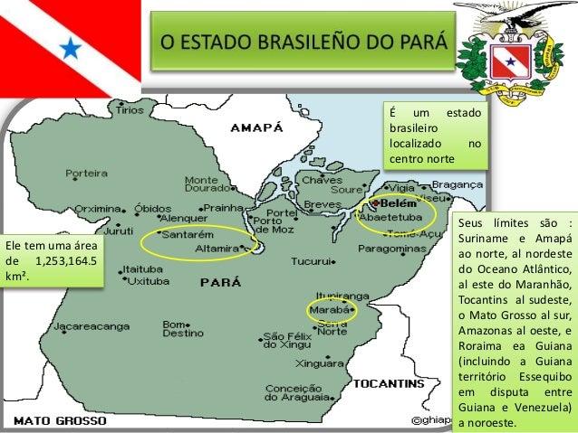 É um estado                   brasileiro                   localizado   no                   centro norte                 ...