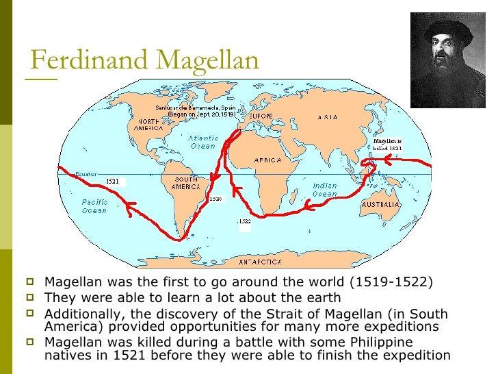 Ferdinand Magellan Portuguese Explorer: Portuguese Explorers