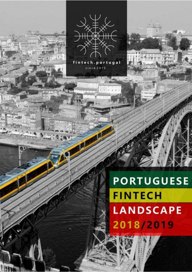 Portuguese Fintech  Landscape 2018-2019 Slide 1