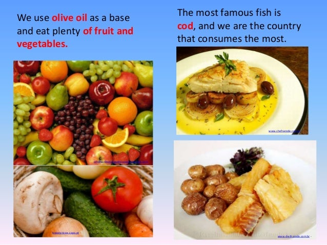 Portuguese gastronomy Slide 3