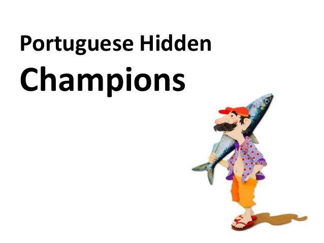 Portuguese Hidden Champions