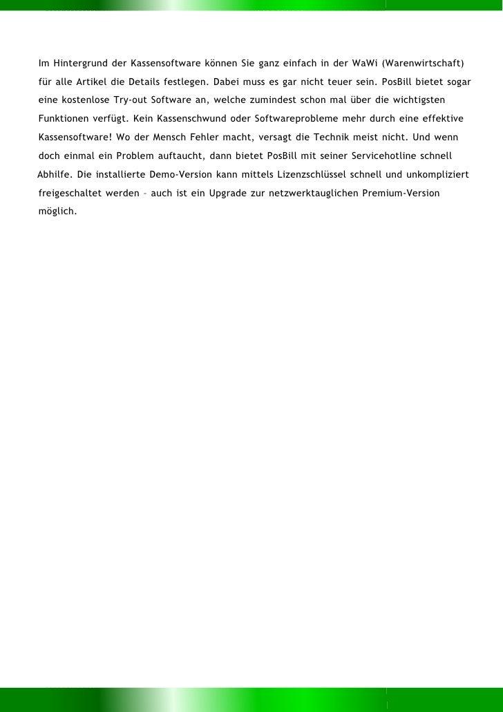 Prosit Neujahr – mit neuem Kassensystem in 2011 Slide 2
