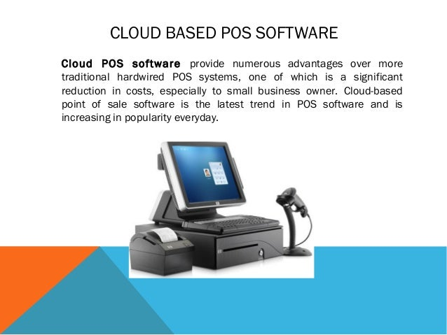 What Is Pos Billing Software