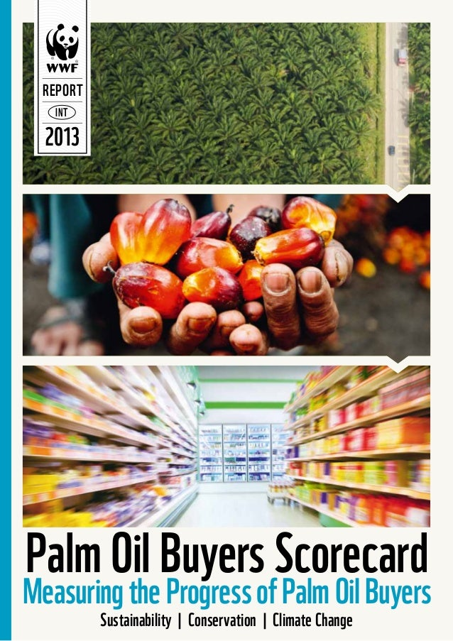 REPORT INT  2013  Palm Oil Buyers Scorecard  Measuring the Progress of Palm Oil Buyers Sustainability | Conservation | Cli...