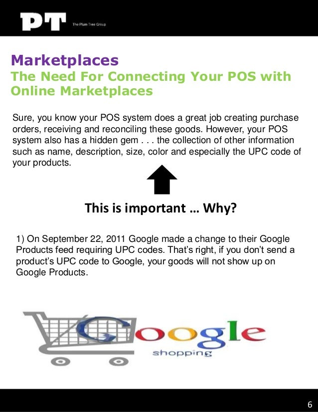 Marketplaces  The Need For Connecting Your POS with Online Marketplaces Sure, you know your POS system does a great job cr...