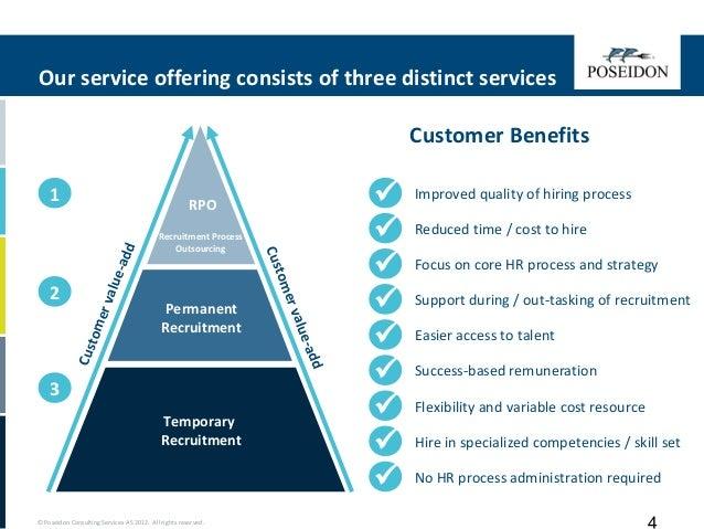 Consultancy Service Company : Poseidon consulting services company presentation