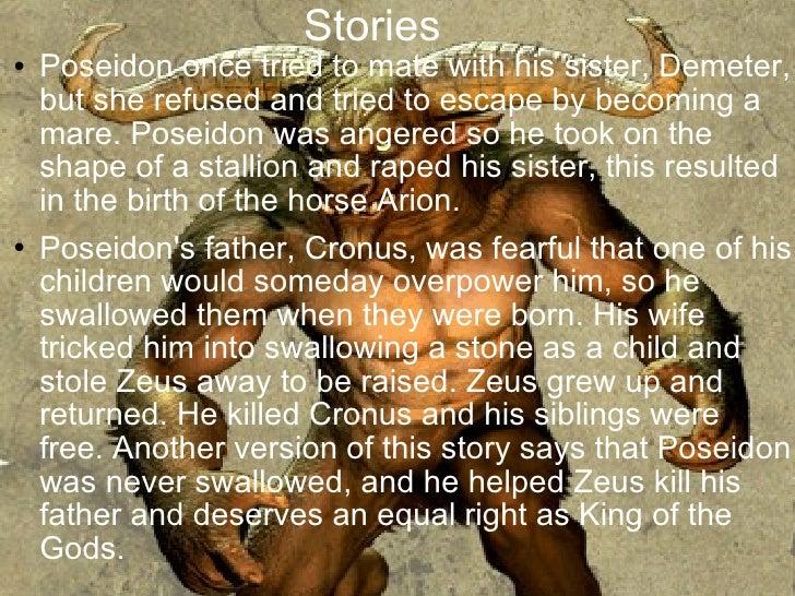 Poseidon Essay | Many Essays