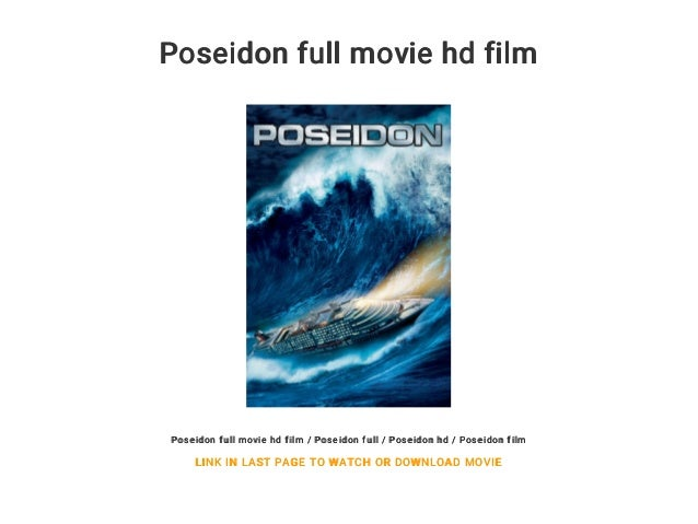 Poseidon Full Movie Hd Film