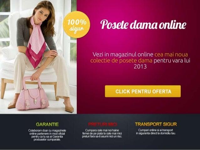 Posete dama online