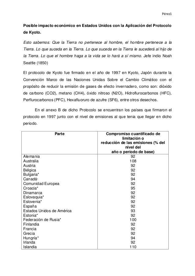 Venezuelan Government Will Ratify the Kyoto Protocol