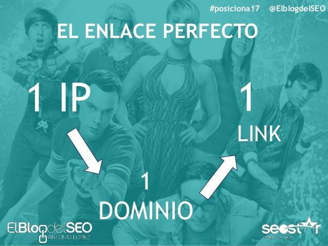 EL ENLACE PERFECTO #posiciona17 @ElblogdelSEO DESDE EL INTERIOR DE UN CONTENIDO DE CALIDAD