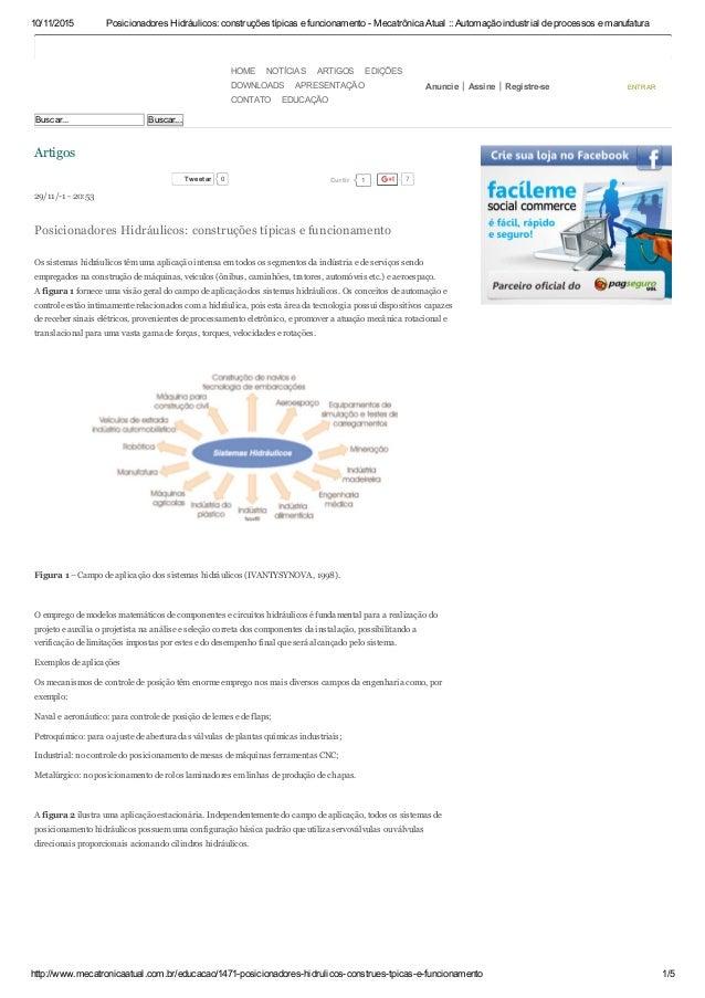 10/11/2015 PosicionadoresHidráulicos:construçõestípicasefuncionamentoMecatrônicaAtual::Automaçãoindustrialde...