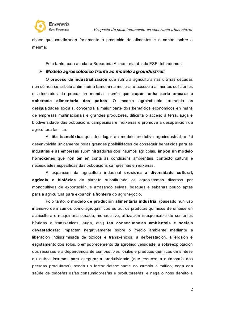 Posicionamento esf sa 2011-galego Slide 2