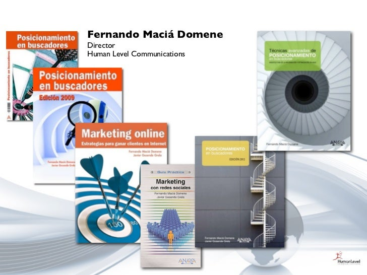 Fernando Maciá DomeneDirectorPerfiles digitales