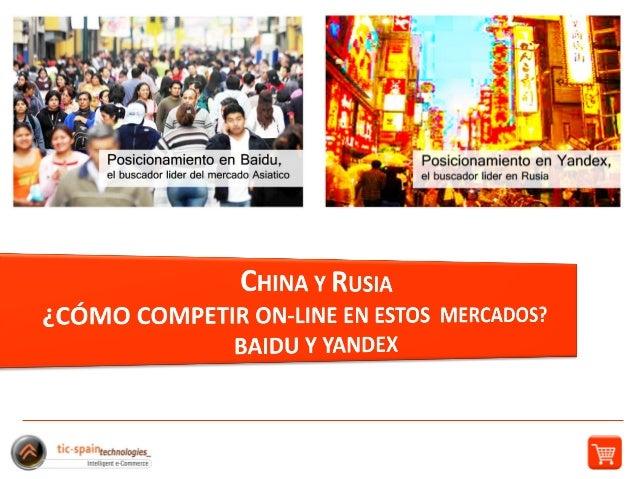 Comercio entre España y el Mercado AsiáticoMercado Asiático y OrientalSearch Engine OptimizationCasos RealesÍNDICECHINA Y ...