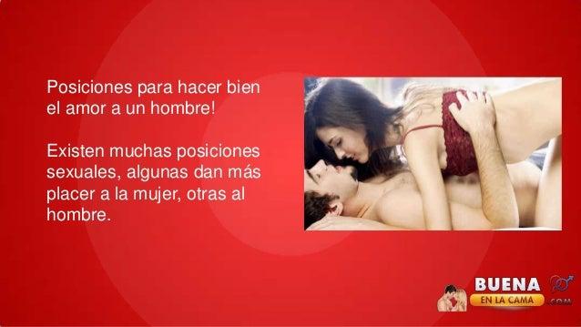 Posiciones para hacer bien el amor a un hombre [PUNIQRANDLINE-(au-dating-names.txt) 38