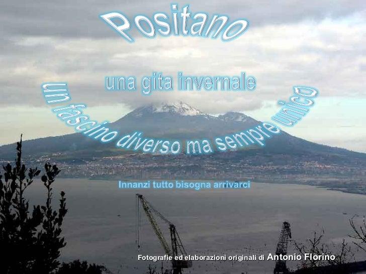 Fotografie ed elaborazioni originali di  Antonio Florino