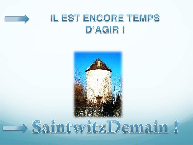 SAINT-WITZ DEMAIN #5 - BuZzz !