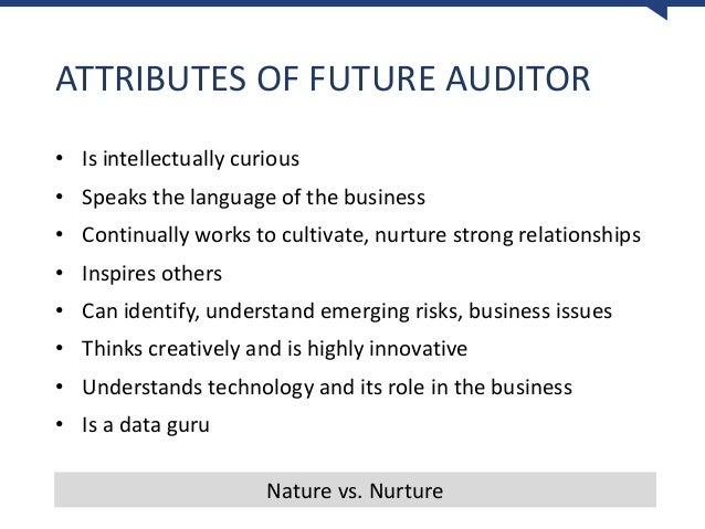 Positioning Internal Audit for the Future