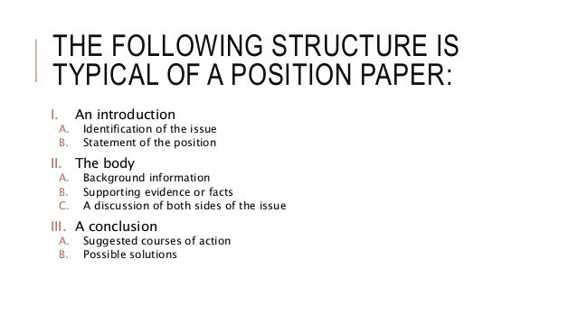 Position essay structure writing an essay introduction research