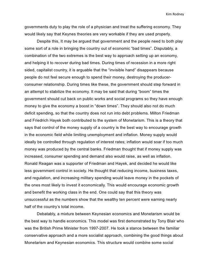 position paper essay proposal argument