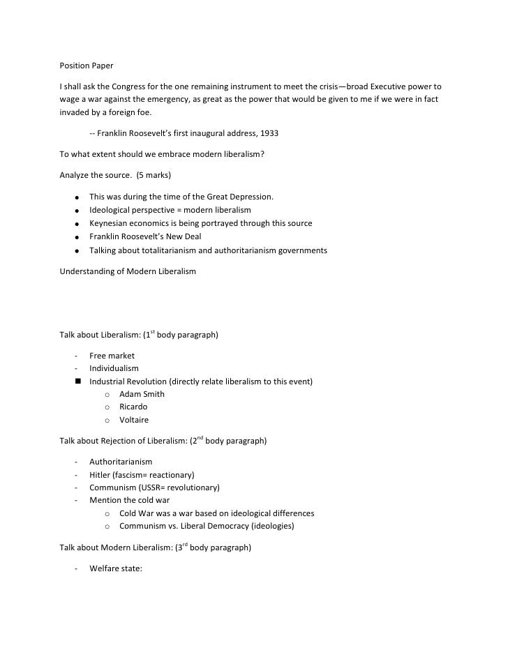 Apa Position Paper Outline Template Of Apa Style