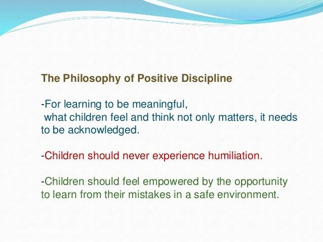 discipline philosophy Discipline philosophy discipline philosophy disciplinary procedures disciplinary procedures.