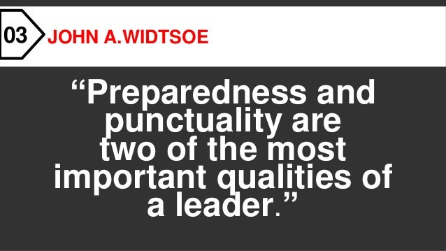 punctuality time and cardinal business virtues Global punctuality index: a tool to save trillion man  the cardinal business virtues:  time punctuality is a positive force for economic development of a.
