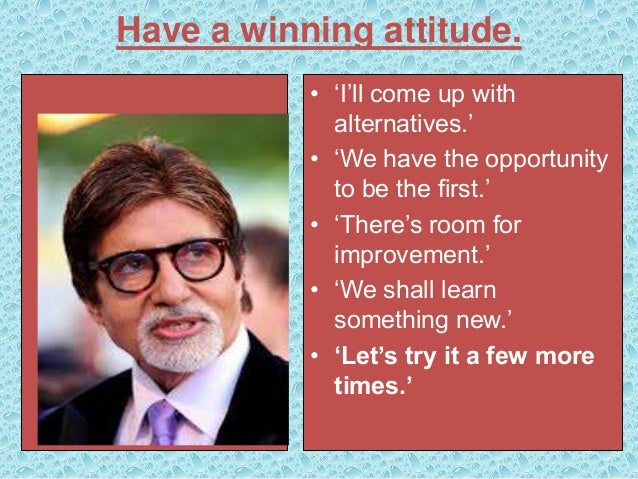 essay attitude everything Attitude is basically how short essay on attitude our mission is to provide an online platform to help students to discuss anything and everything about essay.