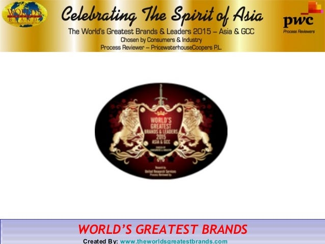 caa7a9b4c545 Positive Brand Identity Produced Some of the World s Greatest Brands