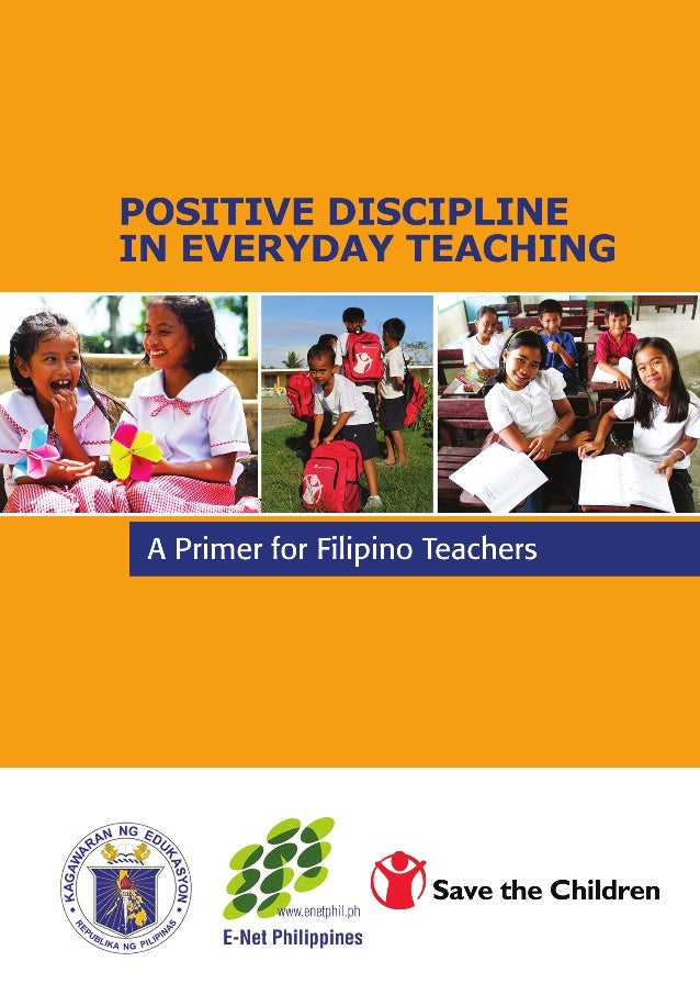 philippine school discipline The continuing requirement to observe school discipline and proper conduct cannot be whittled down simply  (ceap), philippine association of private schools.