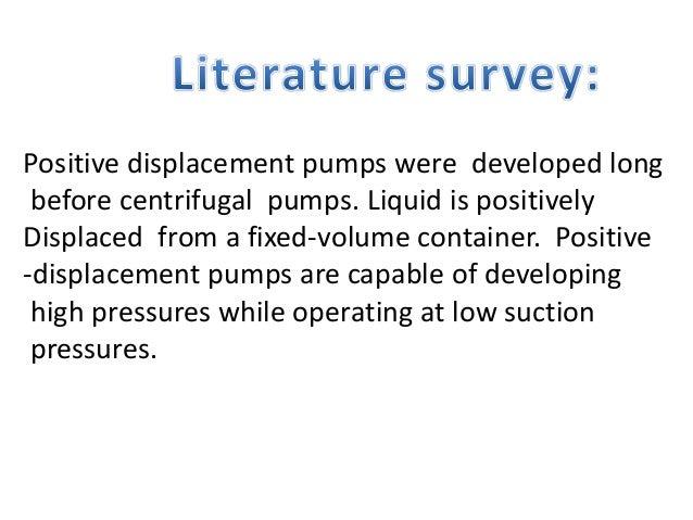 Positive displacement machines Slide 3