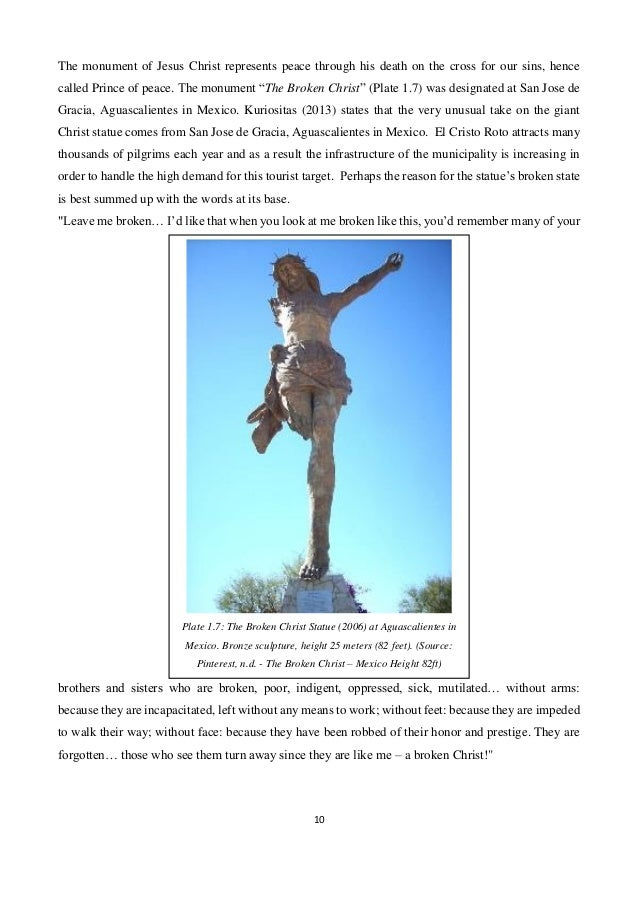 Positive peace public sculptures (thesis)