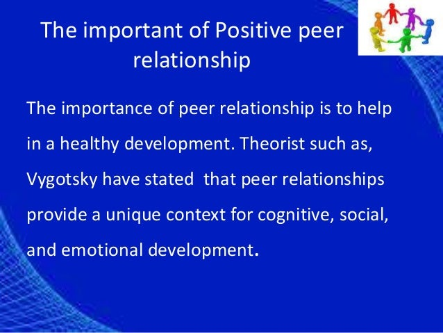 what is a positive relationship Developing positive relationships between teachers and students has a positive, significant, and long-lasting impact on the students' lives, both academically and socially a student would work better in class if they felt that their teacher valued and cared for them.
