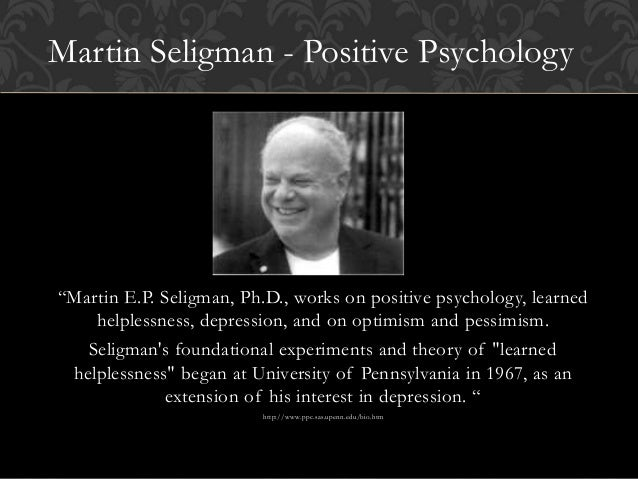 Psychology Of Depression- Behavioral Theories
