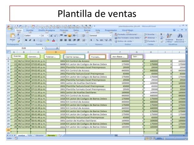 Sistema De Inventario Excel Codigos De Barras Y Formato De