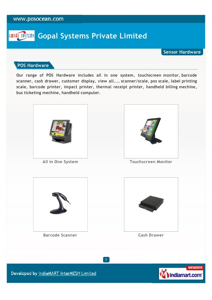 Gopal Systems Private Limited Hyderabad