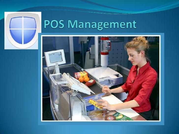 POS Management<br />