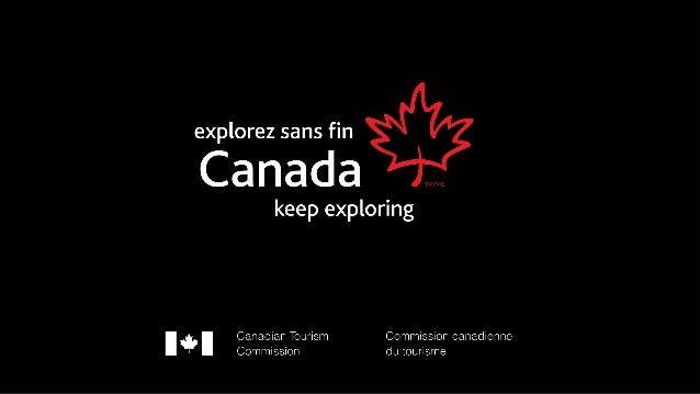 CCT 101 – Perspectives d'avenirMichele McKenzie, présidente-directrice générale, Commission canadienne du tourismeTed Roge...