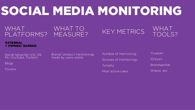!  DIGITAL AS  A SOURCE  OF  TARGET  INSIGHTS  Internet makes it easy to identify  target audiences, since  consumers have...