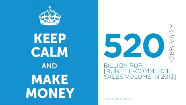 71,7  BILLION RUR  RUNET AD  SPENDINGS  Source: AKAR 2014  !20,1  BILLION RUR  [ MEDIA AD]  +12% VS PY  +27% VS PY  !51,6 ...