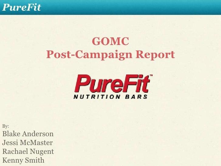 Post campaign report Paper