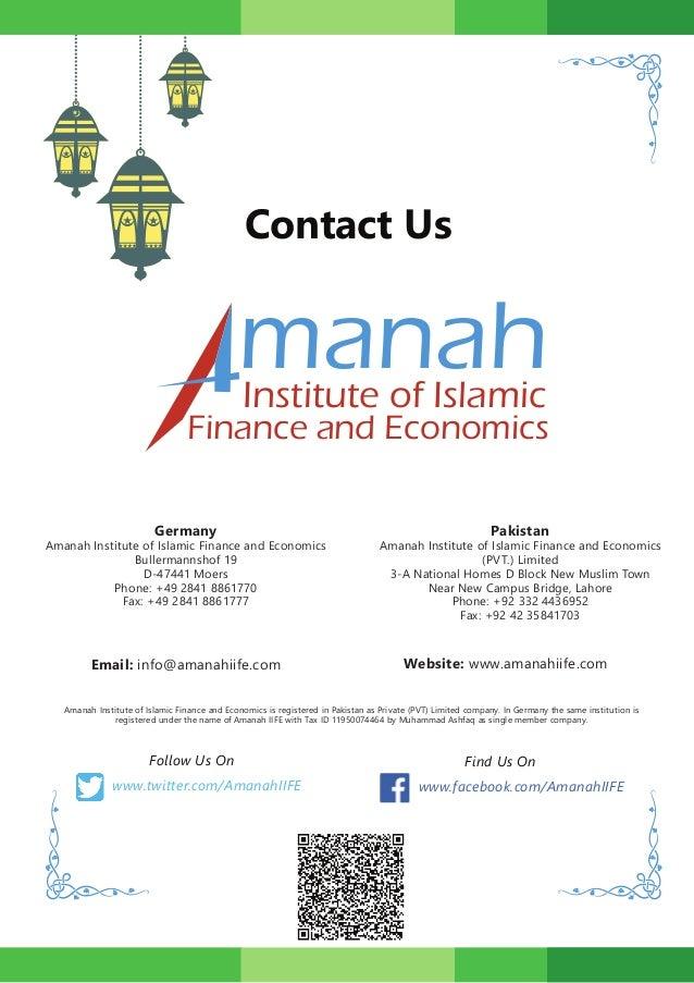 Islamic Finance Industry 9