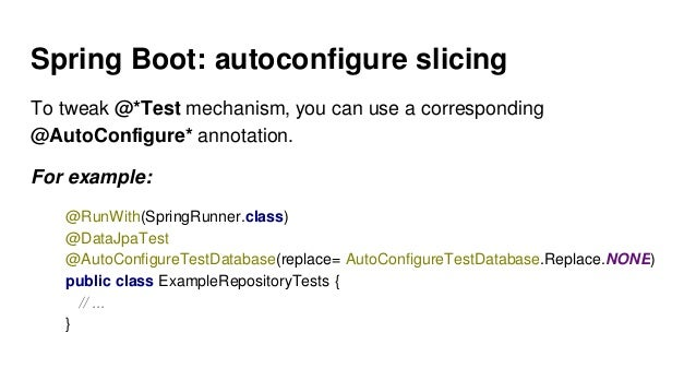 Testing Spring Boot application in post-JUnit 4 world