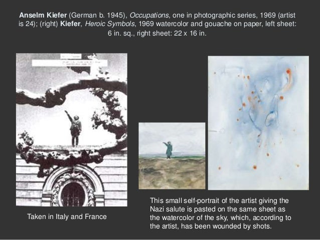 Post Modern And Contemporary Painting In Germany